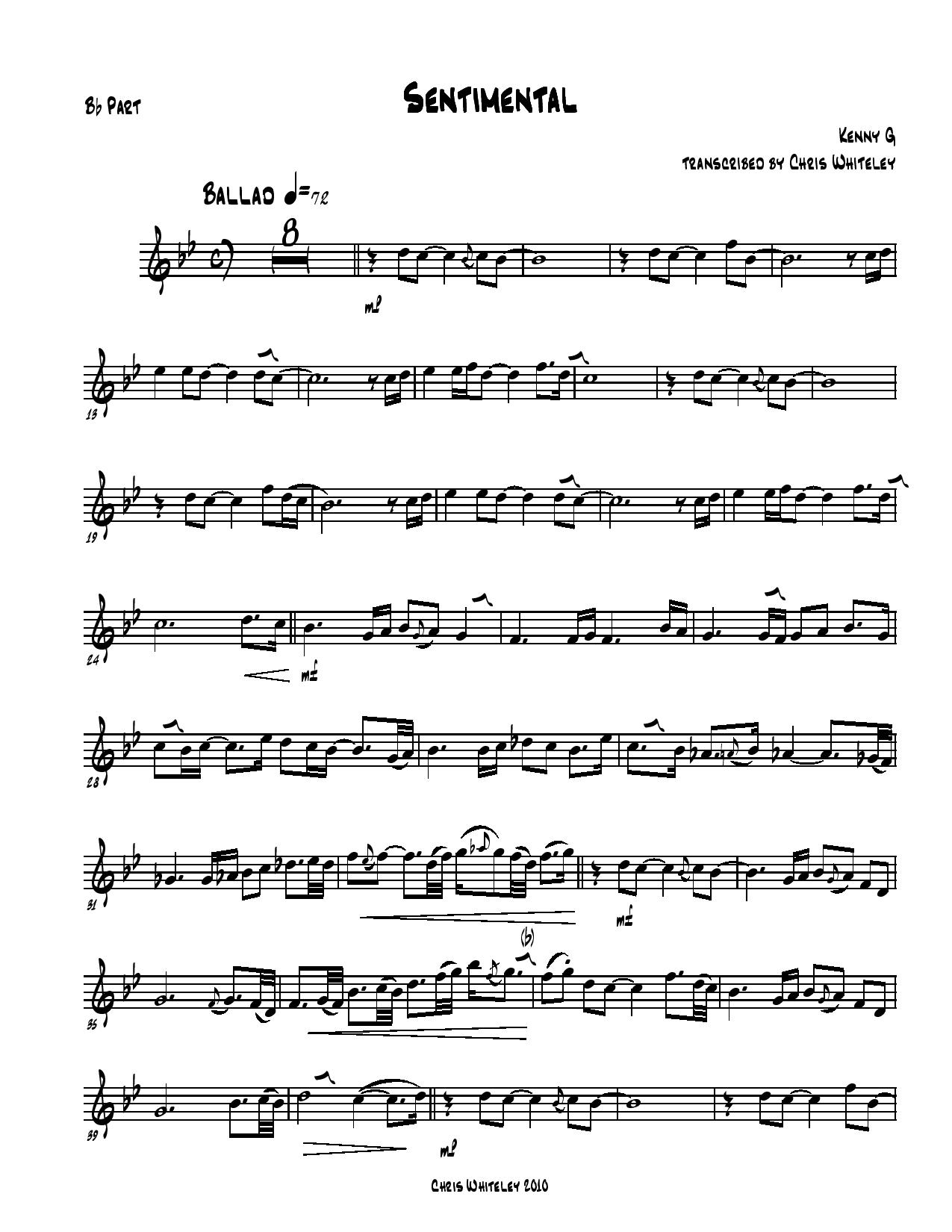 Sax Backing Tracks Alphabetical By Artist K Page 3