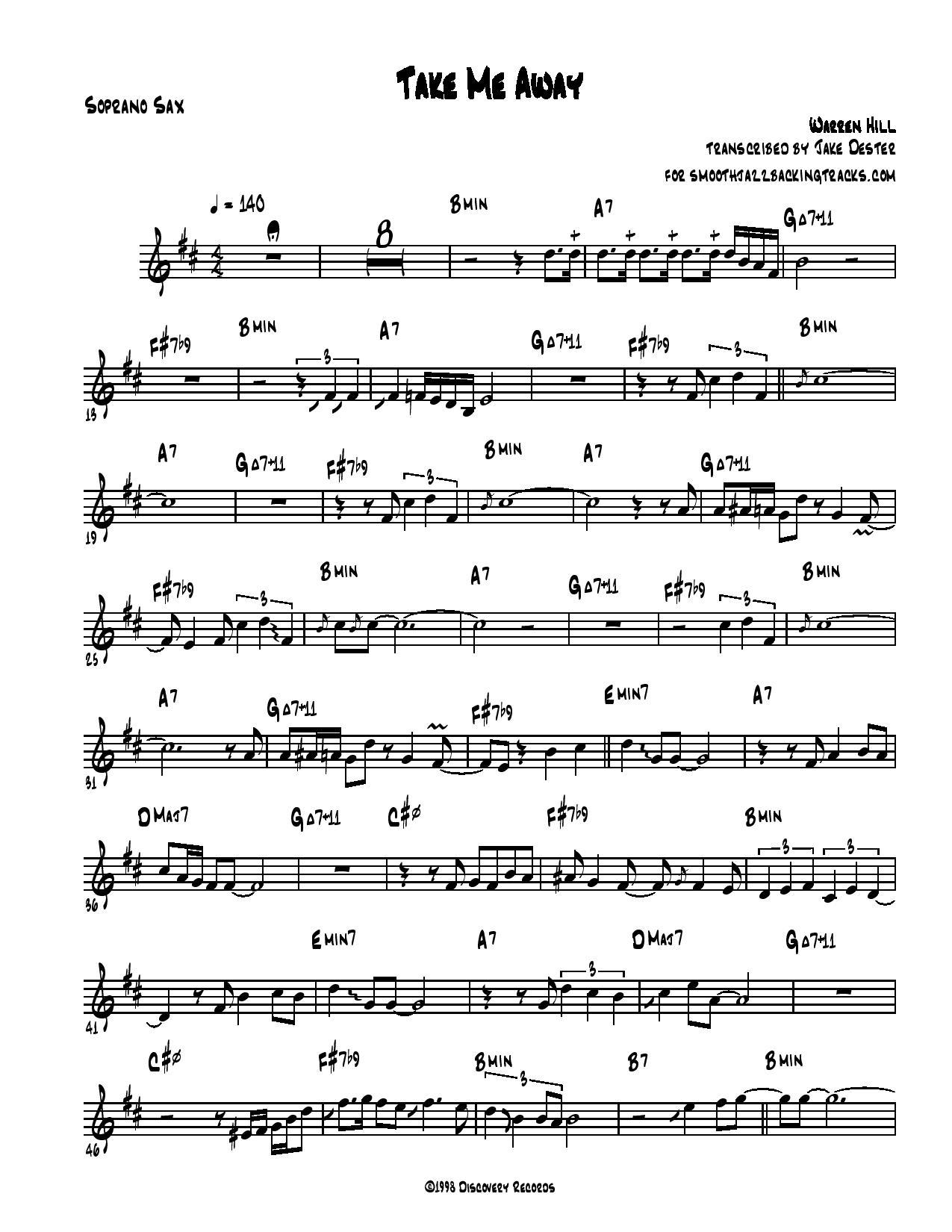 Warren Hill - The Passion Theme