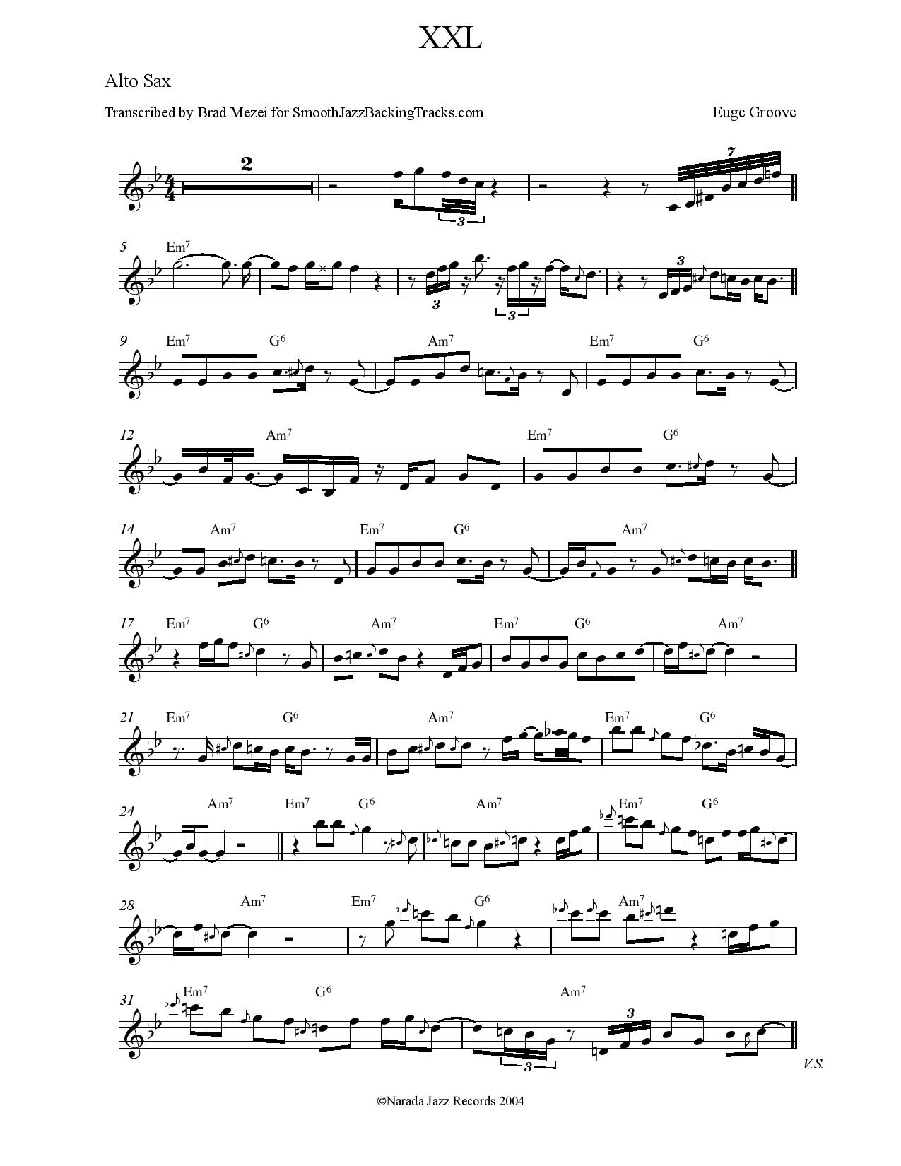 Smooth jazz sax solo sheet music e j lets stay together tenor sax chords included hexwebz Image collections