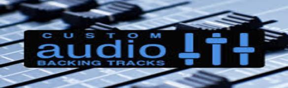 Order Custom backing tracks created here  Best in the biz!