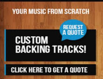 Custom backing tracks for smooth jazz musicians.