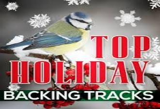 Smooth Jazz Holiday Backing Tracks For Sax, Trumpet, Guitar, and More.